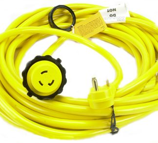25' 30A Cordset With RV Plug