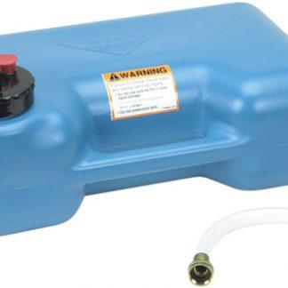 5 Gallon  RV Tote-Along Drain Water Tank