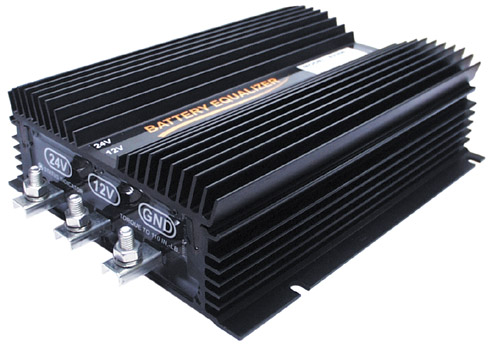 60 Amp DC - DC Converters & Battery Equalizers