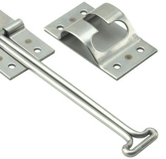 "6"" Stainless Steel T-Style RV Door Holder"