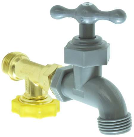 90° RV Water Faucet Adaptor