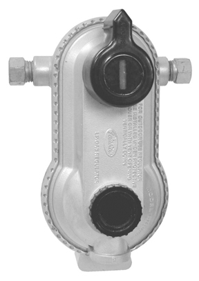 AUTOMATIC CHANGEOVER LP Gas REGULATOR