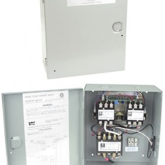 Automatic Transfer Switch for 3 - 50 Amp Power Sources