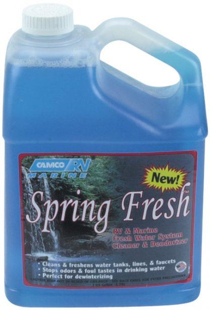 Camco Spring RV Fresh Water System Freshener