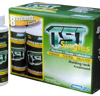 Camco RV TST Singles - 8 per box