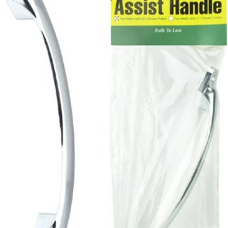 Chrome Plated RV Steel Assist Handle