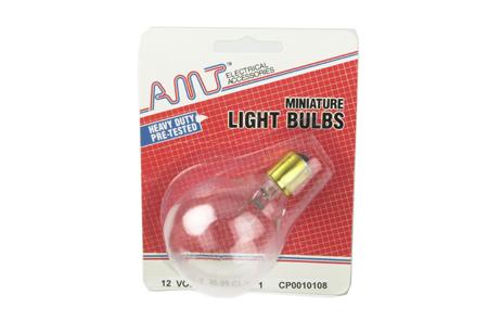 Clear RV Vanity Bulb
