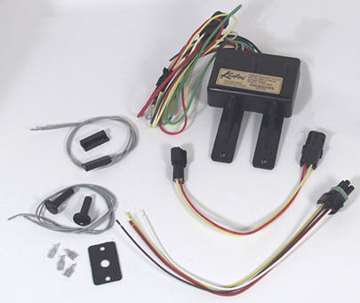 Control unit with 5323, 5327 Switch Kits