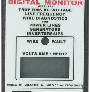 Digital A/C Line Monitor