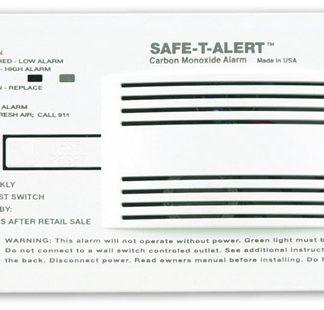 Flush Mount Carbon Monoxide Alarm