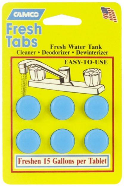 RV Fresh Tabs - 6 per pack
