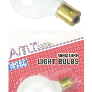 Bulk Pack Frosted Vanity Bulb 12 Volt