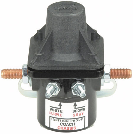 Intellitec Battery Disconnect Relay without ATC Fuse