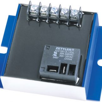 Low Voltage Switch Prelim. Low Volt 5 Watt, 12 Volt, 30 Amp