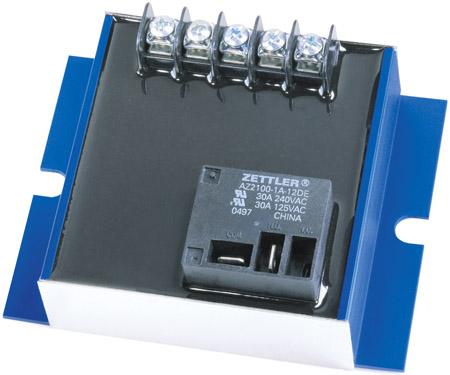 Low Voltage Switch Prelim. Low Volt 5 Watt, 12 Volt, 30 Amp
