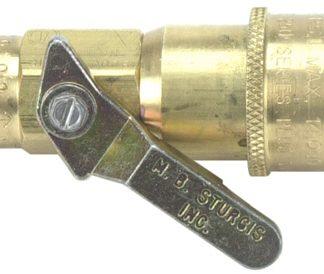 LP Gas Model 250 Quick Disconnect