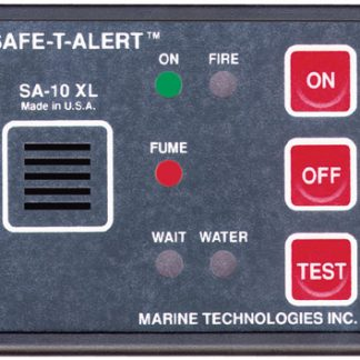 Marine Fume, Fire and Flood Detector