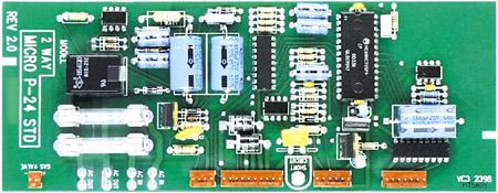 MICRO P-24 STD 2-way (AC/Gas)