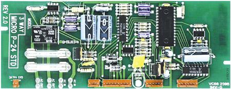 MICRO P-24 STD 3-way (AC/DC/Gas)