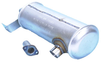 Muffler Kit for Cummins Onan Generator 2800 Series