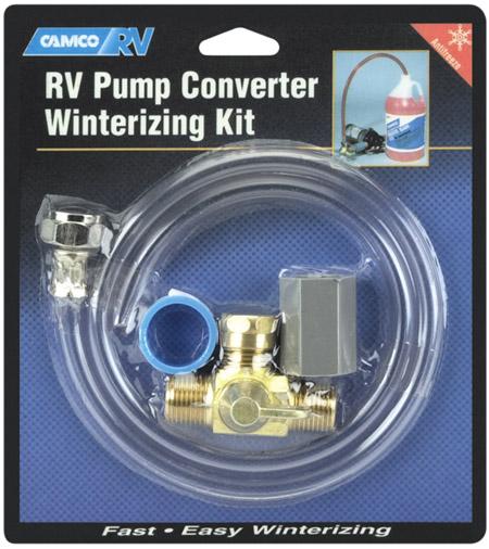 Pump Converter RV Winterizer Kit