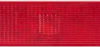Red Third Brake Light