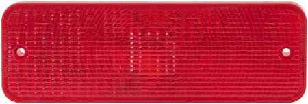 Red Third Brake Light