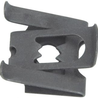 Replacement grate clips