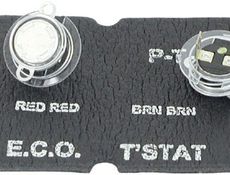 Replacement water heater front mount ECO thermostat 91447