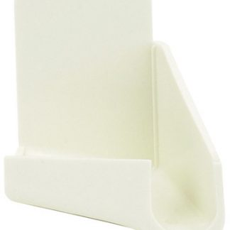 RV Colonial White Rain Gutter Spout (2 sets per pack)