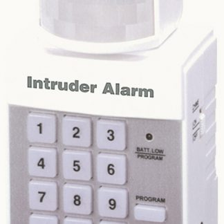 RV Intruder Alarm
