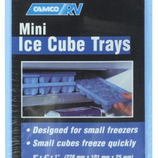 Set of 2 Mini RV or Dorm Room Ice Cube Trays