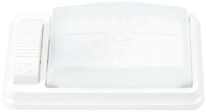 Starburst Lens Single 12 Volt RV/Marine Light