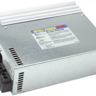 Switch Mode AC to DC converter with 80 Amp maximum output