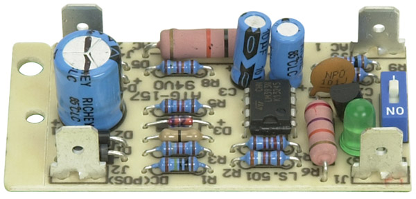 Transfer Switch Time Delay Board