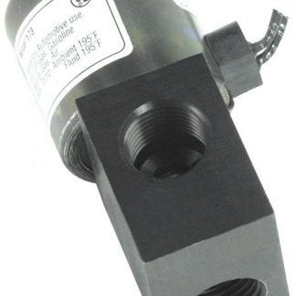 "12 Volt 1/2"" Inlet/Outlet Shut Off Valve"