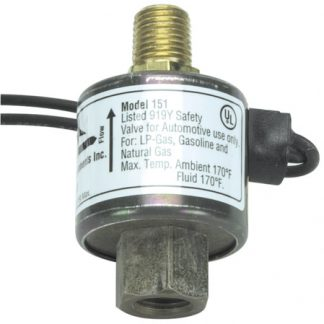 17 Ohm Multi Purpose Shut Off Valve