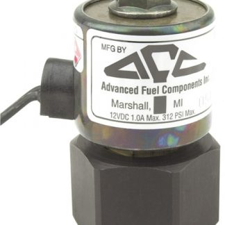 "24 Volt 1/4"" Orifice Multi Purpose Shut Off Valve"