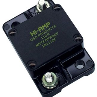 110 Amp Mini Auto/RV Breaker