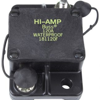 120 Amp Mini Auto/RV  Breaker