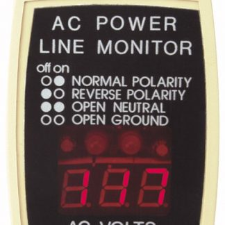 120VAC Digital Line Monitor