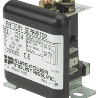 12V Battery Separator