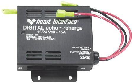 15 Amp 12 Volt Echo Charger