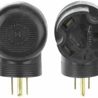 15 Amp Male To 30 Amp Female RV Adaptor