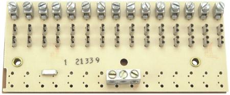 15 Positon ATC Fuseboard