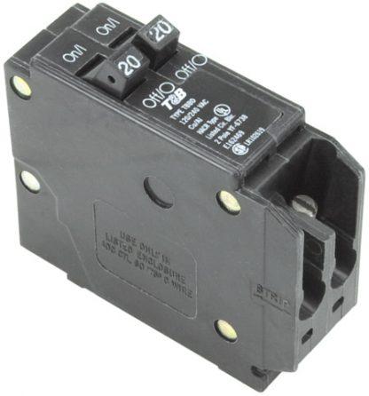 20 Amp Duplex Breaker