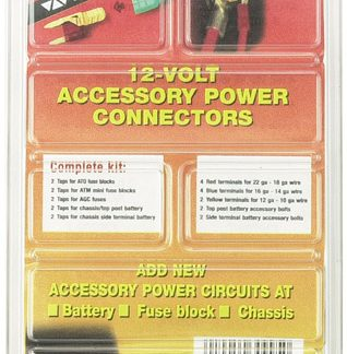 24 Piece 12 Volt Accessory Power Connectors