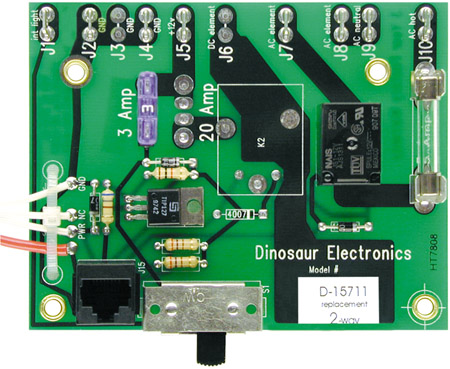 2-Way Power Supply Board for Norcold Refrigerator