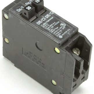 30 / 15 Amp Duplex Breaker