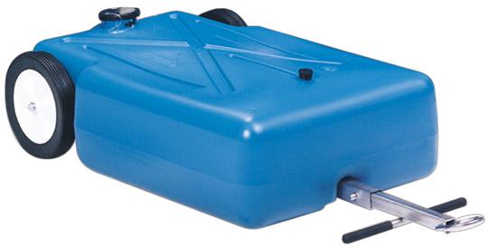 30 Gallon RV Tote-Along Drain Water Tank